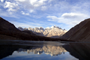 D-13 view of Gulmit & Passu Cathedrals from the Lake