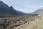 D-9 Shigar valley in winter